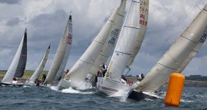 Mounting issues for the largest segment of Irish Sailing affecting around 7,000 competitors will be addressed at a special review in Limerick  this month. Photograph: David Branigan/Oceansport