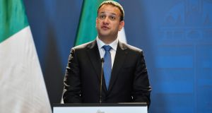 "Taoiseach Leo Varadkar:  ""This is the third year in a row that we've had more resources, a bigger budget, more staff, more beds, more home care, and despite all that we haven't seen an improvement."" Photograph: Tibor Illyes/AP)"