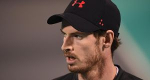 Andy Murray's withdrawal from the Australian Open raises doubts over his future in tennis. Photograph: Tom Dulat/Getty