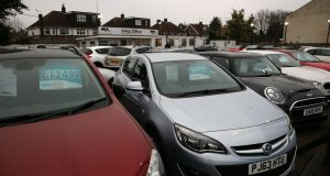 This swell of UK imports has hit the Irish motor trade hard, with claims that imports are chiefly responsible for the ten per cent dip in new cars sales here last year.