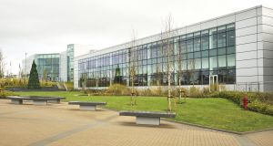 Apple's Hollyhill campus in Cork