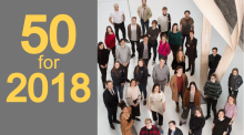 50 people to watch in 2018