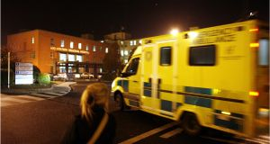 The review recommends that a number of hospitals should be established to deal exclusively with elective or non-urgent cases. Photograph: Dara Mac Dónaill/The Irish Times