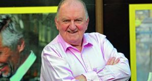 George Hook's show was less sit-in than nod-off. Photograph: The Irish Times