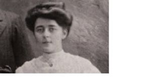 Mary Sheehy Kettle in 1905. She endeavoured to vindicate the reputation of her late husband, Tom Kettle, and assert herself in her own right in post-1916 Ireland.