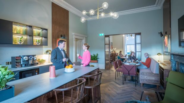Glandore co-working space