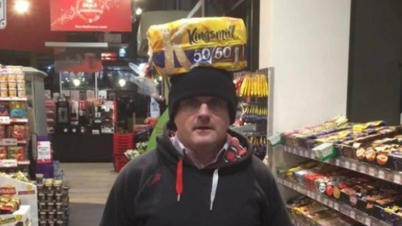 Calls have been made for Sinn Féin MP Barry McElduff to resign after he posted a video on social media that has been interpreted as an insult to victims of the Kingsmill massacre.