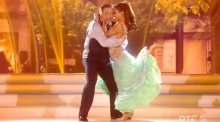 Marty Morrissey takes to the dance floor on Dancing with the Stars