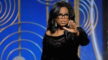 Oprah Winfrey calls for a 'new day' during impassioned Golden Globes speech
