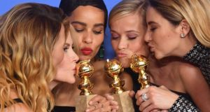 Golden Globes 2018: In pictures