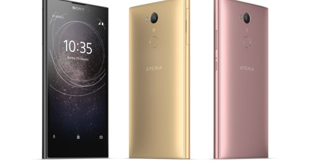 3c35bdc69 The Xperia L2. The Xperia L2. AddThis Sharing Buttons. Share to Facebook  Share to Twitter Share to Email ...