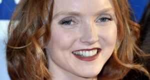 Lily Cole said prejudice made her briefly consider using a pseudonym for her work, as the Brontë sisters had done, to be taken more seriously. Photograph: Matt Crossick/PA