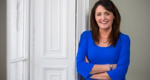 Christine Cullen, the managing director of Vision-Net, will stay with the business after the acquisition. Photograph: Naoise Culhane