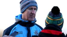 Paul Clarke: took over managerial duties for Dublin in Jim Gavin's absence during the O'Byrne Cup games. Photograph: Bryan Keane/Inpho