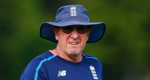 Trevor Bayliss has said he will not renew his contract as England coach when it expires in September 2019. Photograph: Jason O'Brien/PA