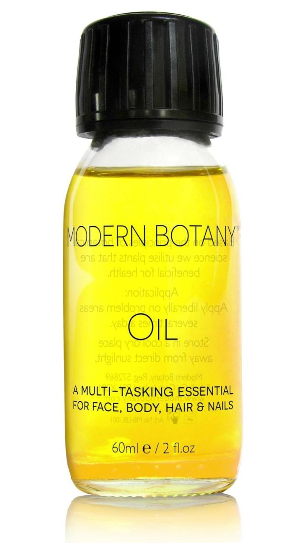 Modern Botany Oil (€35 from Lloyds Pharmacy)