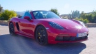 Our Test Drive: the Porsche Boxster GTS