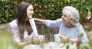 It's not just the person with dementia who needs our friendship – families need support too