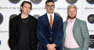 The Alt-J triangle, ∆, is the capital letter delta and can be typed on an Apple Mac with alt+J.  Photograph: Getty