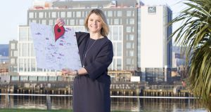 Lisa Steele, general manager of the Marriott's new £25 million AC Hotel in Belfast