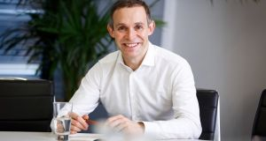 Paddy Power Betfair's new chief executive Peter Jackson
