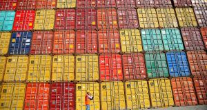 UK companies involved in transporting goods across the EU may  need to have a base in the Republic if they wish to continue to operate. Photograph: iStock