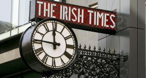 The closing date for applications to The Irish Times' Graduate Programme is Wednesday, January 17th. Photograph: Dave Sleator/The Irish Times