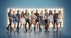 The full line-up of Dancing On Ice 2018 Photograph: ITV