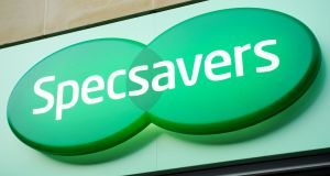 Specsavers has more than 1,700 stores across the UK and Ireland. Photograph: iStock