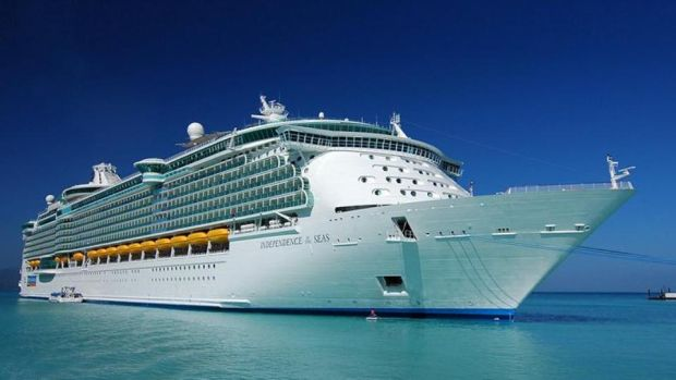 Independence of the Seas: the Royal Caribbean cruise ship is back after a refurbishment