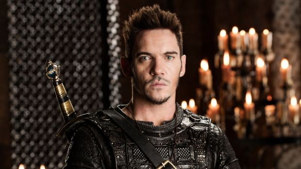 Jonathan Rhys Meyers: a particularly appropriate acquisition for the Irish-Canadian show's fifth series