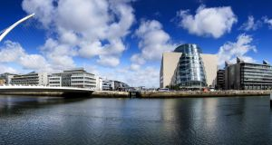 More than 40 per cent of global hedge fund assets are now serviced in Ireland, making it the largest fund administration centre in the world. Photograph: Getty Images