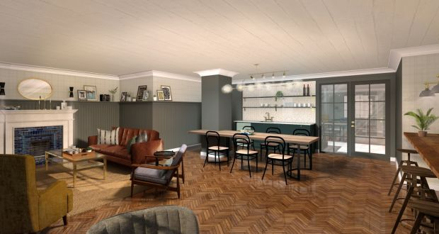 All Together Now NY Style Coliving Comes To Dublin 48 Magnificent 2 Bedroom Apartments For Sale In Nyc Concept Interior