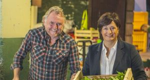 Genovese Foods owners Enda McCormack and Gill Toal plan to launch new vegetarian products and new packaging for products sold through gourmet outlets