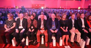 The 3,000 attendees at the Pendulum Summit in Convention Centre Dublin each paid up to €1,095 for two days of US-style business motivation speeches.