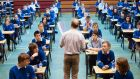 A moratorium on filling middle-management posts of responsibility in secondary schools has been the subject of regular criticism from unions over recent years. Photograph: Daragh McSweeney/Provision