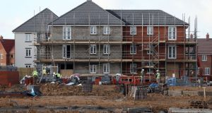 'Voters must be given clear proposals on how the current housing crisis can be solved.' File photograph: Andrew Matthews/PA Wire