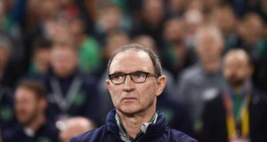 Martin O'Neill looks like remaining at the helm as Republic of Ireland manager. Photograph: Getty Images