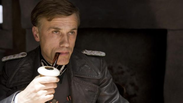 Inglourious Basterds: Christoph Waltz's sinister Nazi was the best thing in Quentin Tarantino's film