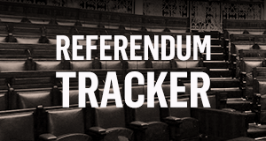Abortion referendum tracker: check your politicians' views