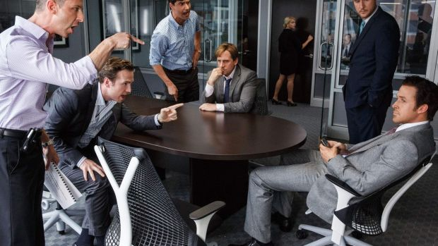 The Big Short: the movie based on Michael Lewis's book about the men who saw the American subprime crisis coming