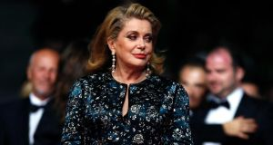 Catherine Deneuve: 'Heavy-handed or clumsy come-ons are not an offence. Nor is gallantry a macho attack.' Photograph: Ian Langsdon/EPA