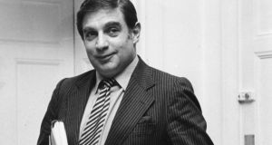 Peter Sutherland foretold in 1983 of unintended legal consequences, medical uncertainty and unpredictable Supreme Court rulings arising from the Eighth Amendment. Photograph: Jack McManus
