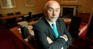 "Ruairí Quinn: he  suggested the  IIEA Brexit hub could play ""a leading role in achieving cross-sectoral collaboration"""