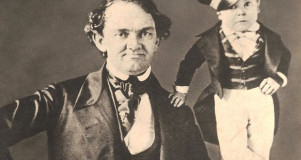 A beautiful friendship general tom thumb and pt barnum pt barnum and tom thumb who was by far the most successful touring celebrity on stopboris Choice Image