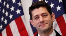 Paul Ryan: 'My family came from Ireland on coffin ships'