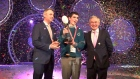 Blackberry antibiotic lands Cork student top BT Young Scientist prize