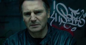 Liam Neeson, the star of Taken and Schindler's List, said he was 'on the fence' in relation to some allegations.