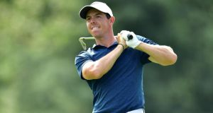 Rory McIlroy has revealed that he has an irregularity with his heart. Photograph:    Stuart Franklin/Getty Images