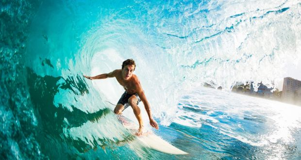 Surfers Three Times More Likely To Have E Coli In Their
